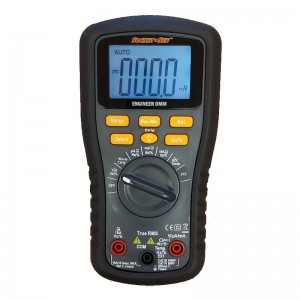 Socket & See Engineer Digital Multimeter