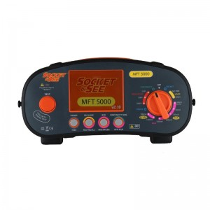 Socket & See MFT5000 Multifunction Tester