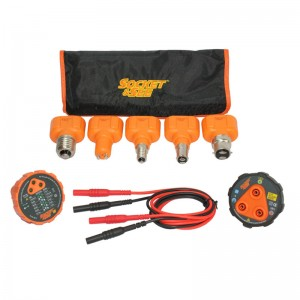 Socket & See ELECACCKIT Electricians Accessory Kit
