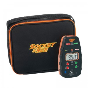 Socket & See PDIT 360 Part P Insulation Tester