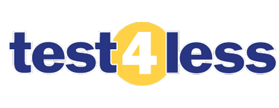 test4less logo